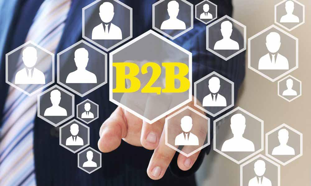 B2B e-Commerce Personalized Web-Store