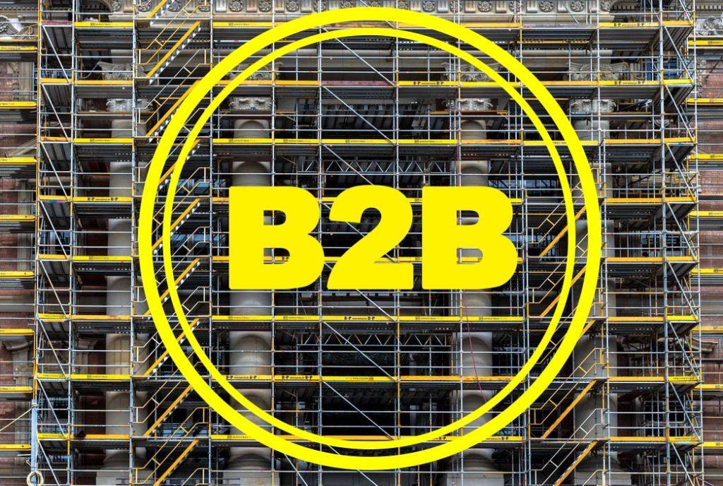 B2B in Construction Industry
